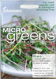 Sprouting Seed & Microgreens