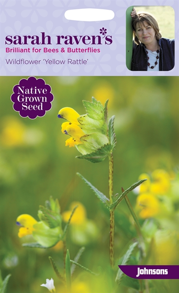 Sarah Raven Wildlife Attracting Flowers Seed