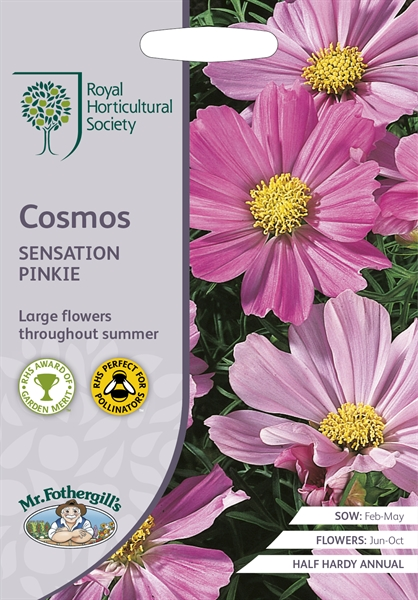 RHS Award Winning AGM Flower Seed