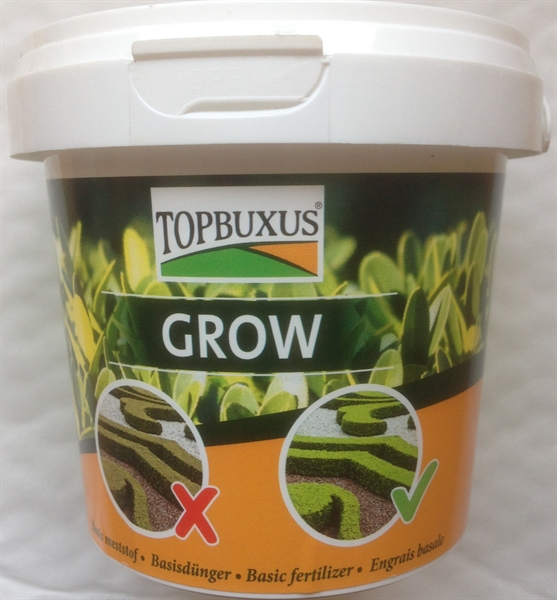TopBuxus GROW Buxus Granular Fertiliser 500g
