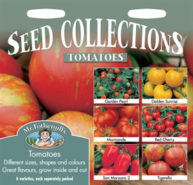 Tomatoes Seed Collection