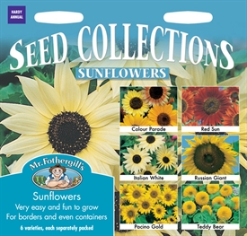 Sunflowers Seed Collection