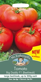 Tomato Big Daddy F1 Beefsteak Seed