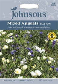 Mixed Annuals Billie Jean