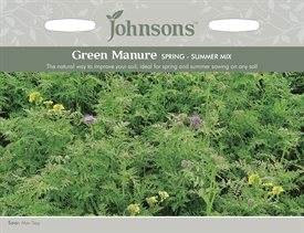 Green Manure Spring Seed Mix