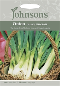 Onion Spring Performer Seeds