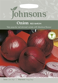 Onion Red Baron Seeds