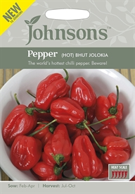 Chilli Pepper  Bhut Jolokia
