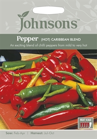 Chilli Pepper  Caribbean Blend
