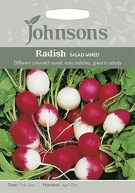 Radish Salad Mixed