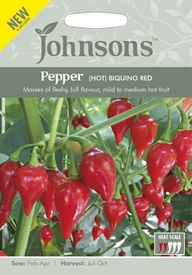 Chilli Pepper  Biquino Red