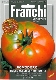 Tomato Pomodoro Beefmaster Beefsteak Ibrido F1 Special Selection seed