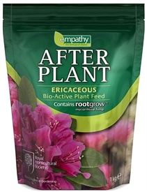 Empathy After Plant Ericaceous fertiliser with rootgrow 1Kg
