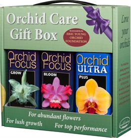 Complete Care for Orchids Focus 3×300ml Gift Pack