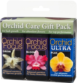 Complete Care for Orchids Focus Gift Pack 3×100ml
